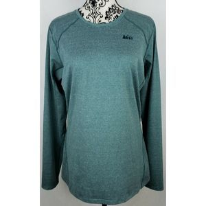 REI Co-opMidweight Base Layer Crew Top